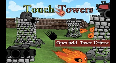 Touch Towers - Open Field TD