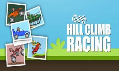 Hill Climb Racing играть онлайн