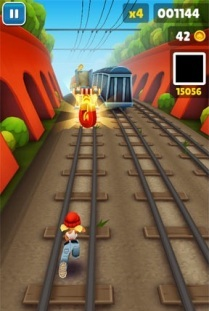 Subway Surfers играть онлайн