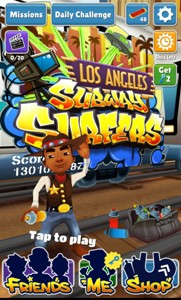 Subway Surfers World Tour Los Angeles
