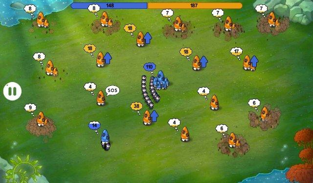 игра 1000 армии
