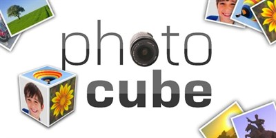 Photo Cube Live Wallpaper