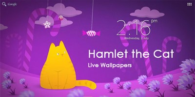 Hamlet the cat LWP