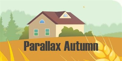 Parallax Autumn Live Wallpaper