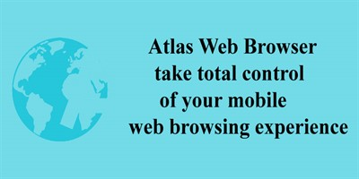 Atlas Web Browser