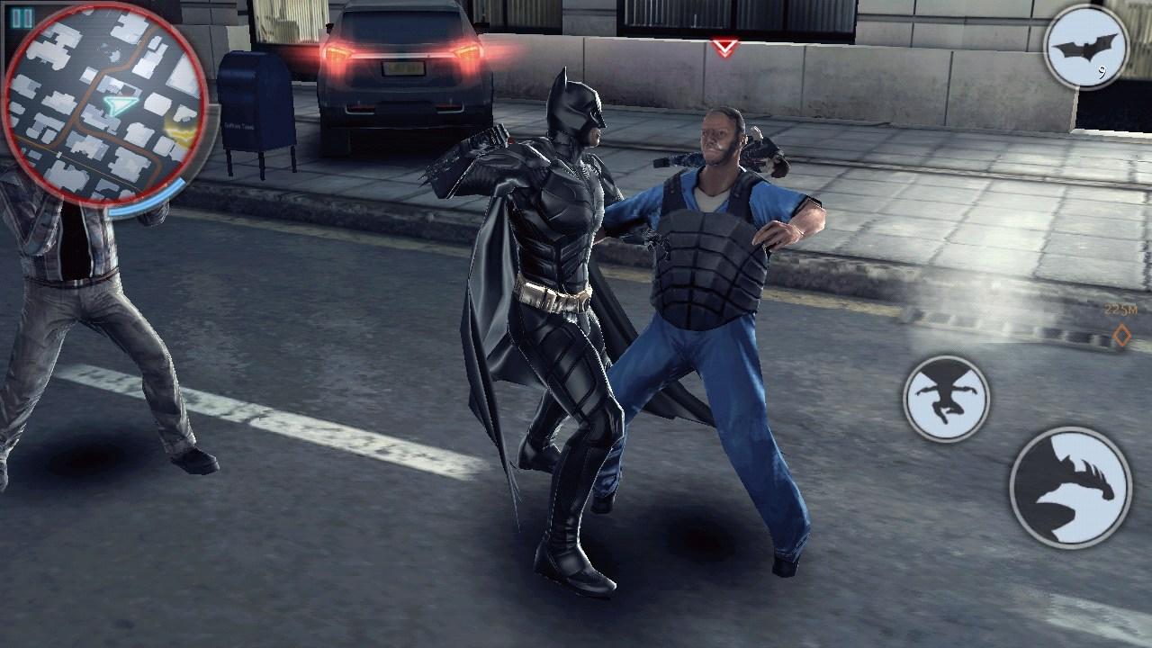 Скачать на андроид игру batman the dark knight …
