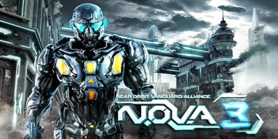 N.O.V.A. 3 - Near Orbit