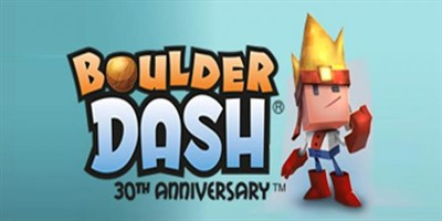 Boulder Dash 30-th Anniversary