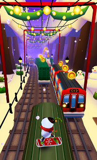 Subway Surfers World Tour London 2