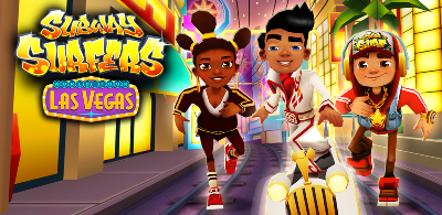 Subway Surfers World Tour Las Vegas