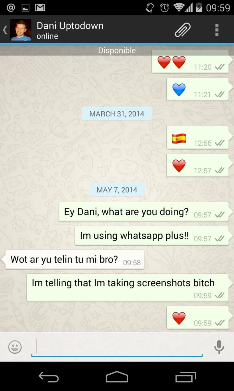 whatsapp plus yukle android ucun