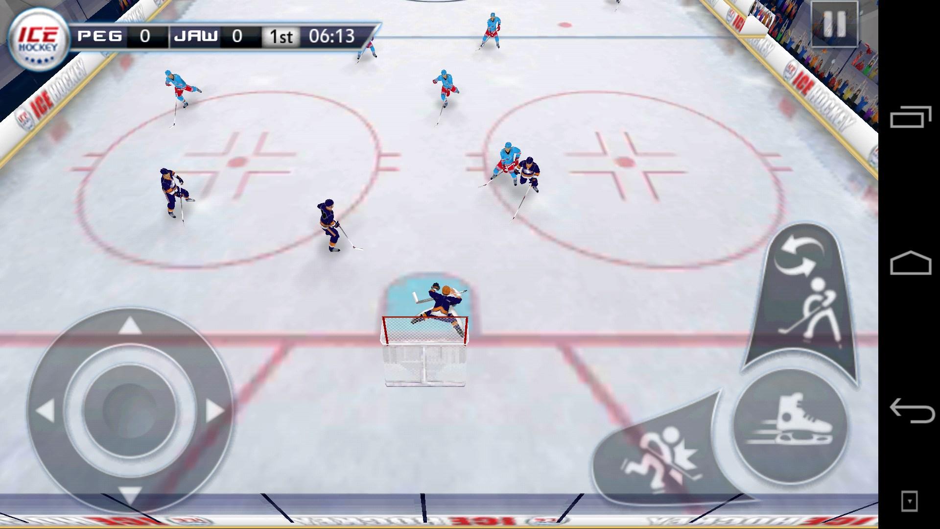 Игры андроид о хоккей