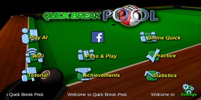 Quick Break Pool