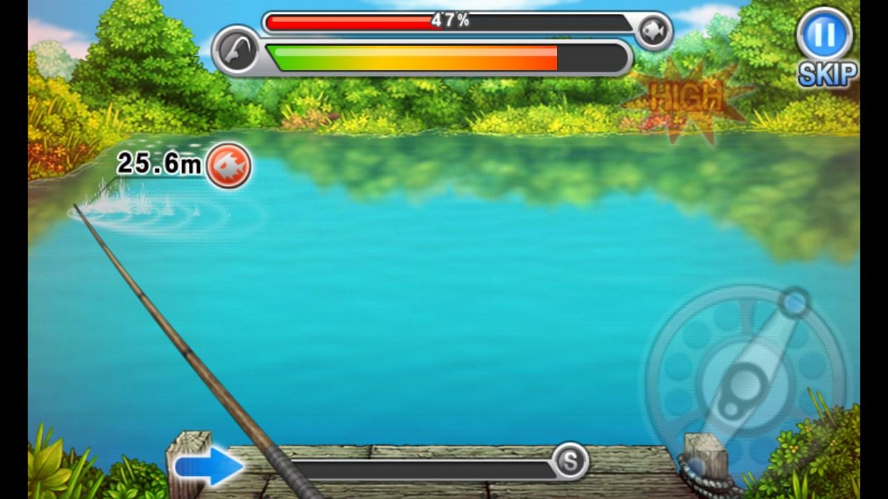 играть i в реалистичную рыбалку