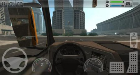 Truck simulator: City