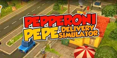 3D Driving Sim: Pepperoni Pepe