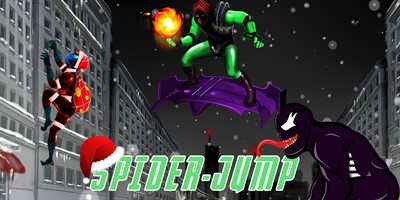 Spider Jump - Goblin appears