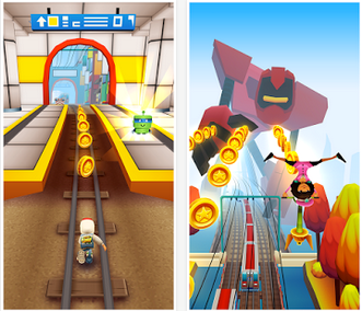 Subway Surfers World Tour Seoul 2