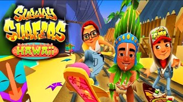 Subway Surfers World Tour Hawaii