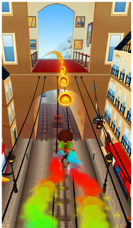 Subway Surfers Paris 2015
