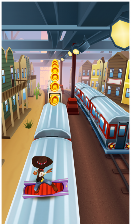 Subway Surfers Los Angeles 2015