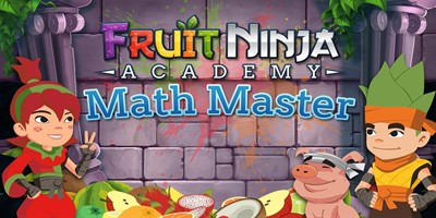 Fruit Ninja Math Master
