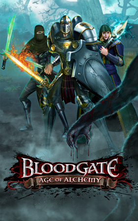 Blood Gate