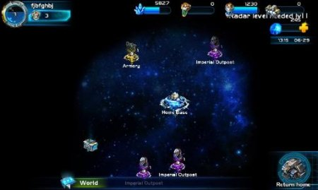 Galaxy conquest 2: Space wars