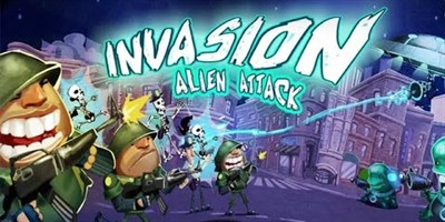 invasion:alien attack