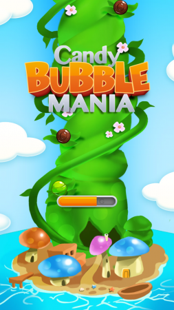 Candy Bubble Mania