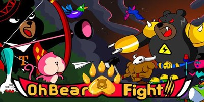 Oh bear! Fight!