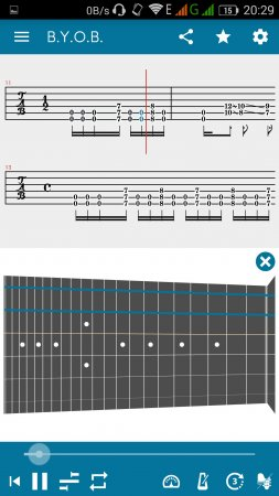 Jellynote - Tabs & Sheet Music