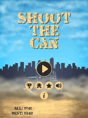 Shoot The Can - Timekiller