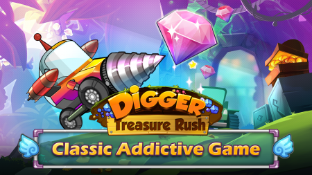 Digger I - Treasure Rush