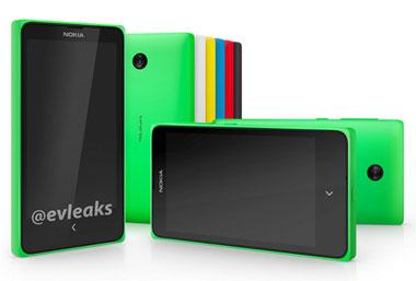 В сети появились фото Nokia Normandy