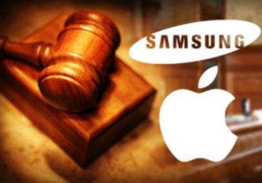 Apple и Samsung заканчивают патентную войну