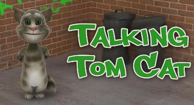 Talking Tom Cat играть онлайн