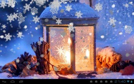Зимние Новогодние Обои На Телефон
