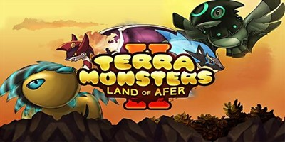 Terra monsters 2: Land of Afer