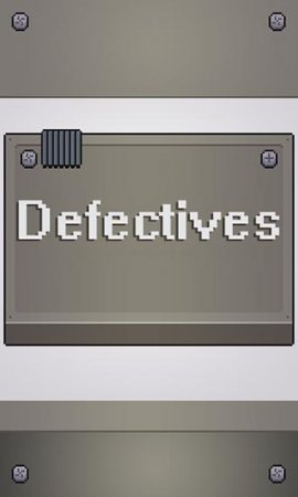 Defectives — Pixel Art Puzzle